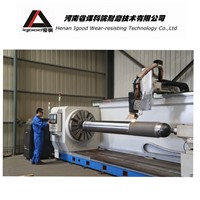 IGJR-4/10KW Laser Cladding Equipment for Metal Surface Heat Treatment