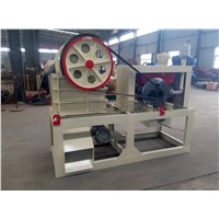 PE250x400 Small Stone Jaw Crusher with Diesel Engine for Small Mine Plant