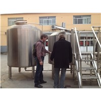 500L Commercial Home Beer Equipment Beer Brewing Equipment Mash Tank Fermentation Tank