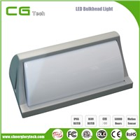 Motion Sensor Waterproof LED Bulkhead Light