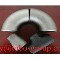 ASME B16.9 A304 Sch5-160 Stainless Steel 90d Elbow