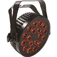LED 18Pcs Stage Flat Par Light