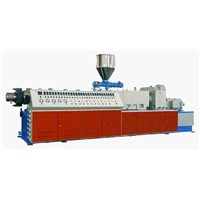 SJZ Conical Twin Screw Extruder