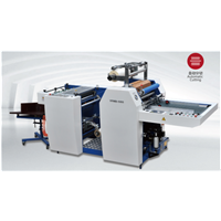 Semi-Auto Double Side Laminating Machine Model YFMB-S