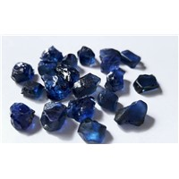 Rough Royal Blue Sapphire Stones for Sale