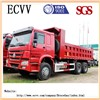 Howo 6X4 Dump Truck Best Dump Truck 371 Price Sinotruk Howo Tipper for Sale