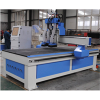 Multi-Process Automatic Tool Change, 1325QD Wood Cutting CNC Machine