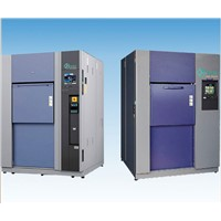 Military Equipment Test Programmable High-Low Temperature Horizontal Shock Test Chamber