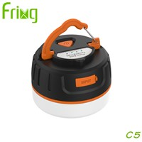 Outdoor Camping Lantern & Power Bank, LED Rechargeable Camping Lantern