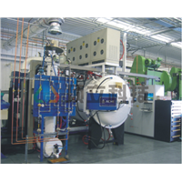Vacuum Debinding & Sinter Furnace for Debinding & Sinter Process of Tungsten Alloy, Heavy Alloy, Moly Alloy