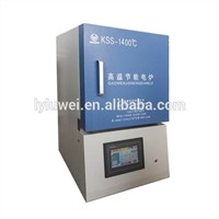 1600. C Laboratory Electric Resistance Furnace for Sintering