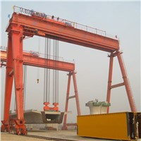 Rail Mounted Double Gantry Girder Gantry Crane