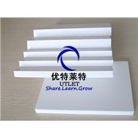 White Celuka Sheets of Plastic /PVC Foam Sheet