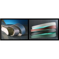 Flexible Diamond Electroplated & Resin Bond Belts with CUBITRON BELT for Thermal Spray