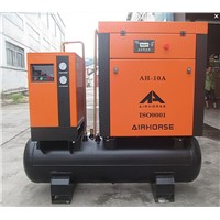 Industrial 7.5kw New Silent Air Compressor Made In China