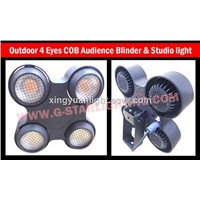 Outdoor 4 Eyes LED Audience Blinder Light 4*100w 2in1/4in1
