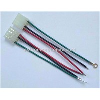 150mm Molex 2478 4circuits Terminal Wire Hanrness Assemble for Vacuum Cleaner