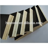 18mm Brown Two Times Hot Press Film Faced Plywood