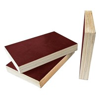 Outdoor Indoor Water Resistant Wood Types Marine Plywood Film Faced from Linyi
