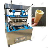 Commercial Pizza Cone Making Machine with 60 Mould
