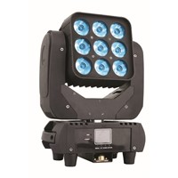 LED 9*12W Stage Moving Head Matrix Light