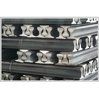 High Quality Steel Rail for Railway