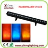 18PCS RGABW 5in1 High Power Indoor LED Wall Washer