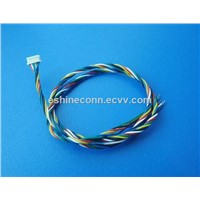 5Pins Molex 51021-0500 1.25mm Pitch Twisted Wire Harness Assemble to LED Lamp Strip