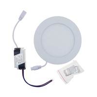 CE ROHS Slim 24W Round LED Panel Light with High Performance