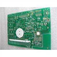 Double-Sided PCB with Immersion Gold Finished for Communication Service
