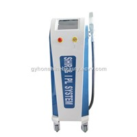 Stationary Sapphire Treatment IPL Opt Shr Elight Hair Removal Machine for Clinic