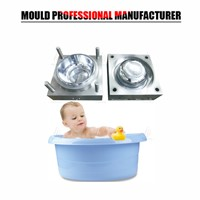 Good Selling Product Plastic Injection Molding Baby Washing Basin Mold Maker In Huangyan