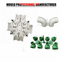 Customer New Design 2017 New Products PVC Pipe Fitting Mould Made In China