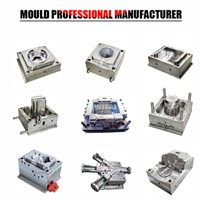 Plastic Injection Mould Factory Chinese Supplier