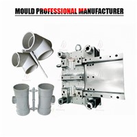 New Products Low Price Customer Design Plastic Injection Mould PVC Pipe Fitting Mould