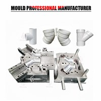 Good Products PPR Pipe Fitting Mould Manufacturing Fitting Injection Mould from Taizhou Factory