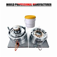Best Selling Products Plastic Injection Molding 30L Plastic Painting Bucket Mould Chinese Supllier