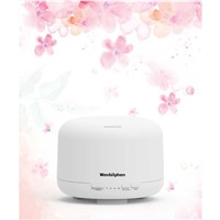 Elegant & Portable Ultrasonic Aroma Oil Diffuser Mist Humidifier