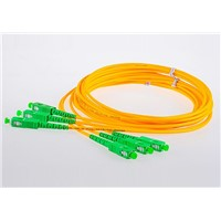 Factory Direct FC-FC Single-Mode Fiber Jumpers FC-FC Pigtail Jumper Single-Mode Jump Fiber 3 Meters Carrier Level