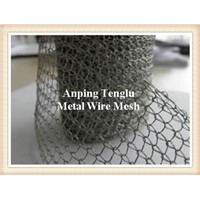Knitted Wire Mesh Roll/Knitting Mesh