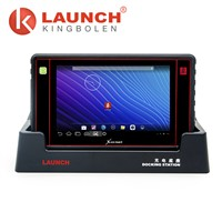 Original Launch X431 Pad II WiFi Update by Offical Website Launch Universal Diagnostic Scanner