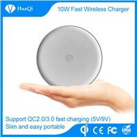 10W Fast Wireless Mobile Charger with Competitive Price