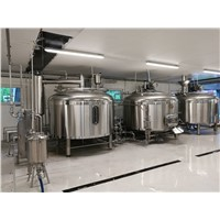 Europe Standard High Quality Beer Brewing Equipment