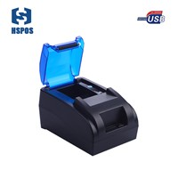 Cheap 58mm USB Thermal Bill Printer with New Versions Driver Contact to Computer Directly for Pos System Receipt Printer