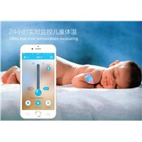 First Portable Smart Kids Children Bluetooth Smart Thermometer for Smartphone