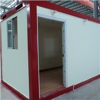 Metal Frame Assembled Container House
