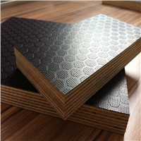 Anti-Slip Birch Film Faced Plywood Sheets from Linyi Shandong