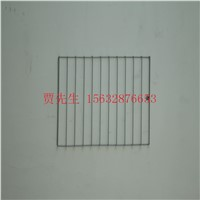Stainless Steel Barbecue Mesh Crimped Wire Mesh