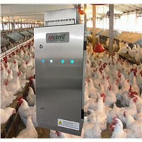 Ozone Generator UV for Poultry Chicken Farm Odor Odour Airborne Diseases Control