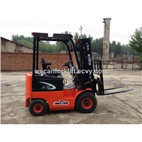 1.5 Ton AC MOTOR Electric Forklift with CE Certificate